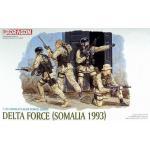 DRA3022 U.S. Delta Force (Somalia 1993) 1/35