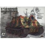 35103 STURMTIGER 38cm RW61 1/35