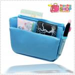 Mini BAG in BAG - Blue