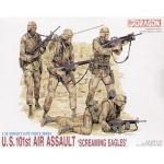 DRA3011 U.S 101st AIR ASSAULT 1/35 SCALE