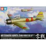 TA60317 Zero Fighter Type21 1/35
