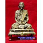 ..โค้ด ๒๔..พระบูชา เนื้อนวโลหะ สมเด็จญาณสังวร สมเด็จพระสังฆราช หน้าตัก 4 นิ้ว ครบ 90 พรรษา ปี 2546 พร้อมกล่องครับ