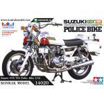 TA14020 Suzuki GSX 750 Police Bike 1/12