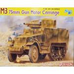 DRA6467 M3 75mm GUN MOTOR CARRIAGE (1/35)