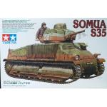 TA35344 French Medium Tank Somua S35 1/35