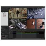 IMZ-NS104M Realshot Manager Advanced (RSM ad) software for 4 กล้อง