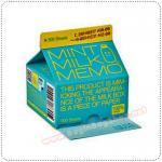 Milk Memo Mint