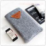 Cleaner Pouch - Grey