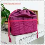 Camera Bag Insert - Purple