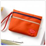 Bank Pouch - Orange
