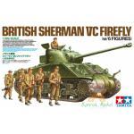 TA25174 British Tank Sherman VC