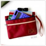Bank Pouch - Wine