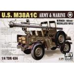 35S19 U.S. M38A1C 1/35