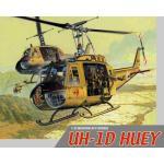DRA3538 UH-1D HUEY 1/35