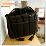 Camera Bag Insert - Black