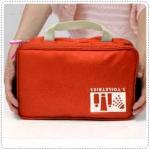 Smart Travel Bag (L) - Orange