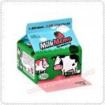Milk Memo Strawberry