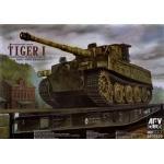 35S25 GENRMAN TIGER I AUSF.E Sdkfz.1/35