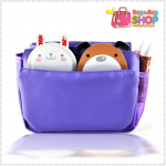 Mini BAG in BAG - Purple