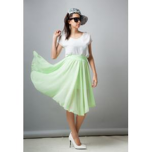 Chiffon Dancing Skirt (Lemonade)