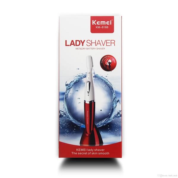 Lady Shaver by Kemei เครื่องกันคิ้วไฟฟ้า