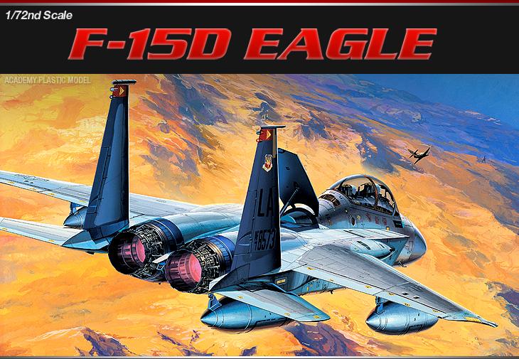 AC12477 F-15D EAGLE (1/72)