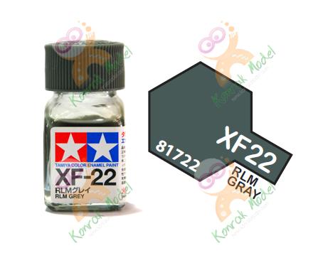 Enamel XF22 RLM Grey 10ml