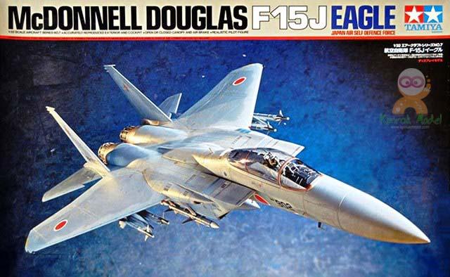 TA60307 1/32 JASDF F-15 Eagle