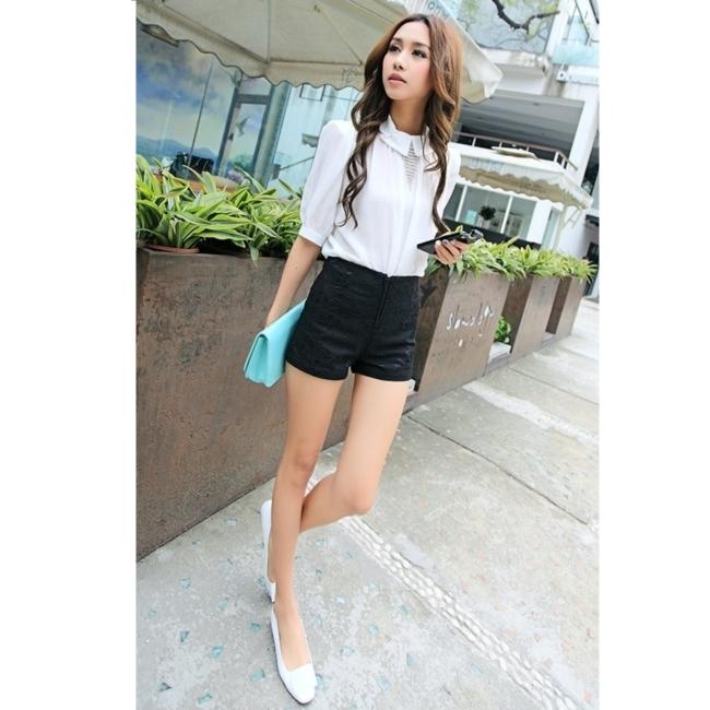 กางเกงขาสั้น Oriental Mingshi