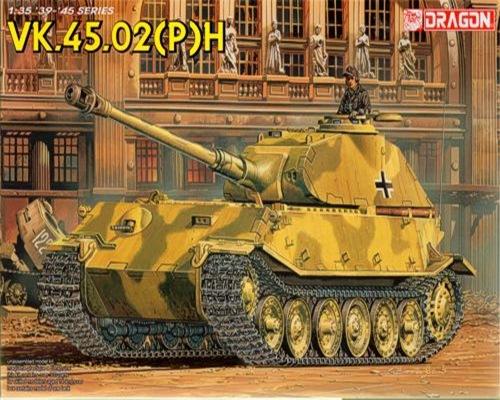 DRA6657 VK.45.45.02(P)H (1/35)