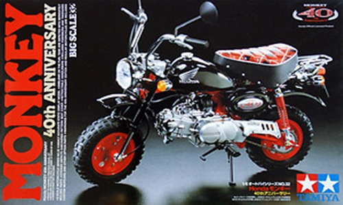 TA16032 MONKEY 40th ANNIVERSARY BIG SCALE 1:6