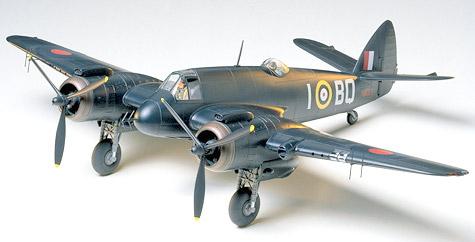 TA61064 Bristol Beaufighter Mk.VI Night Fighter 1/48