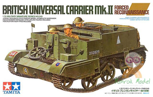 TA35249 British Univ Carrier Mk.II (1/35)