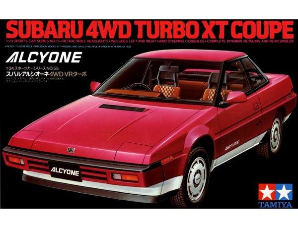 TA24055 Subaru Alcyone 4WD VR Turbo 1/24