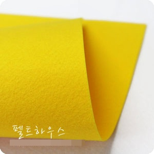 ผ้าสักหลาดเกาหลีสีพื้น hard poly colors 821 (Pre-order) ขนาด 90x110 cm/หลา