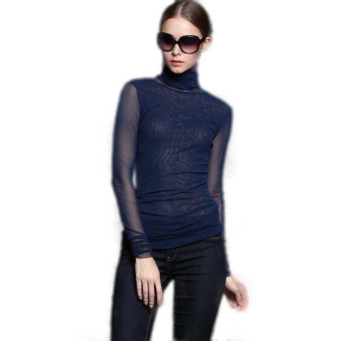 เสื้อเบลาส์ Heap collar primer
