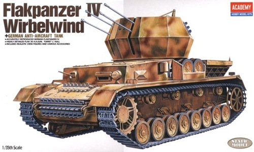 AC13236 GERMAN WIRBELWIND (1/35)