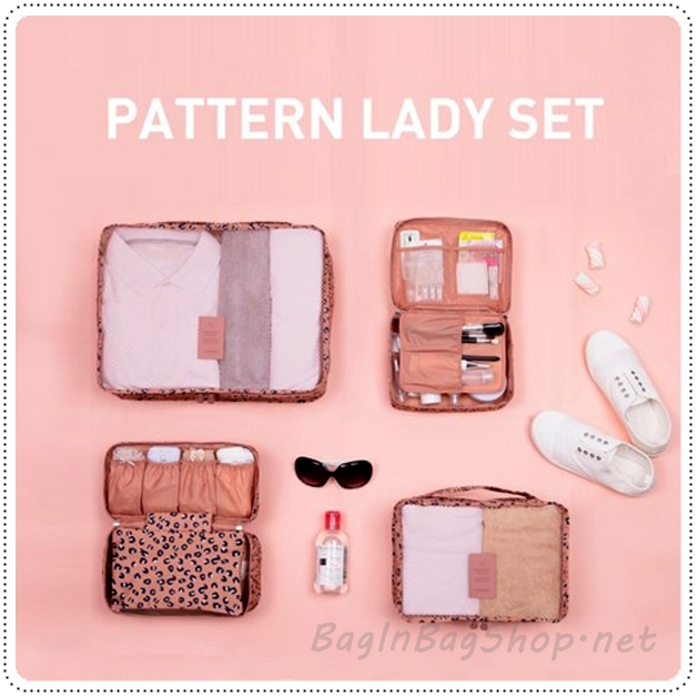 Pattern Lady Set