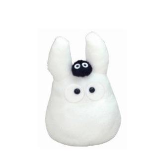 ตุ๊กตา My Neighbor Totoro (สีขาว)