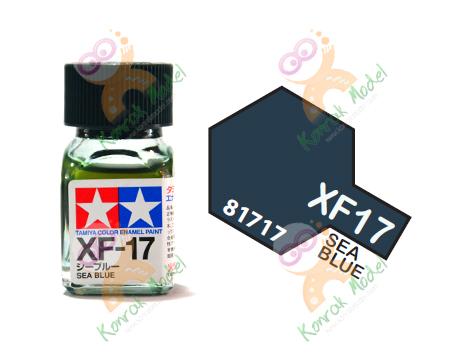 Enamel XF17 Sea Blue 10ml