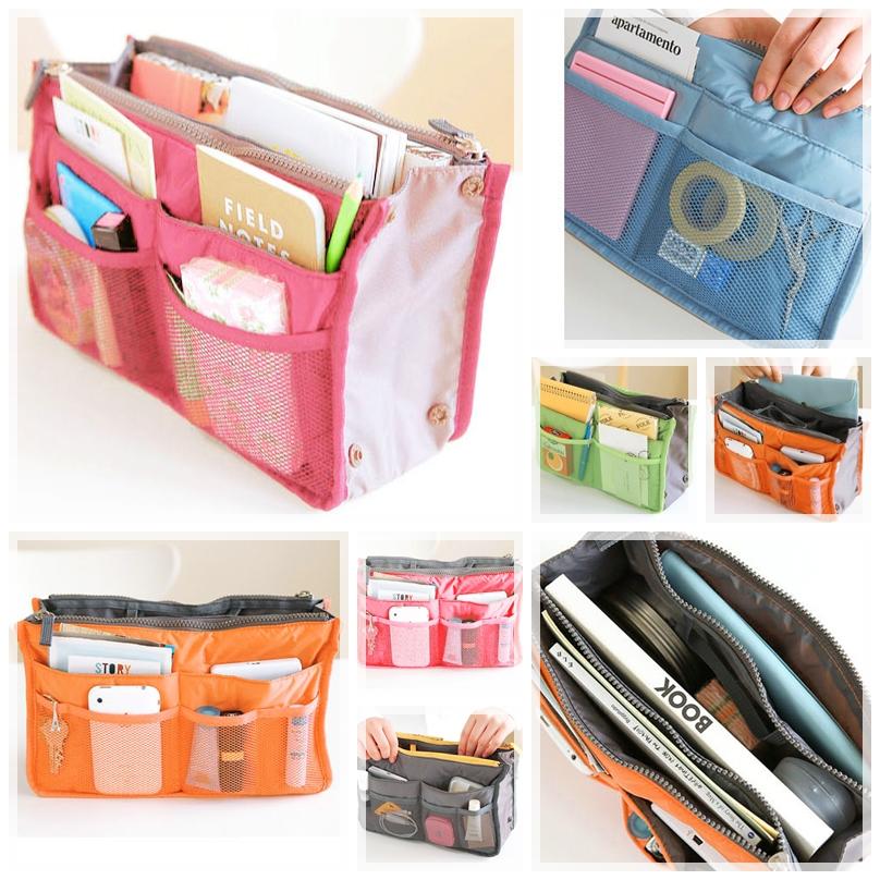 กระเป๋าจัดระเบียบ (BAG in BAG Organizer)