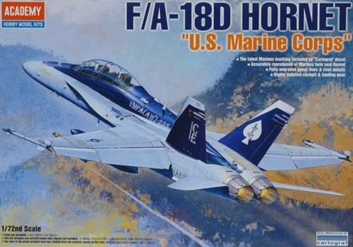 AC12422 F/A-18D HORNET 1/72