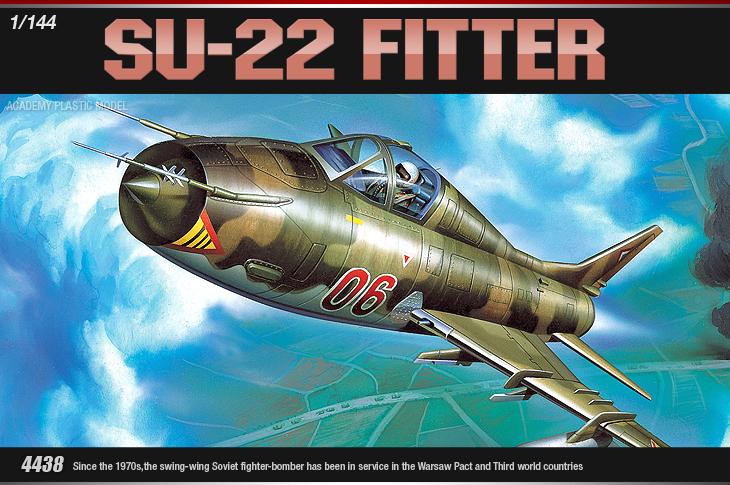 AC12612 SU-22 FITTER 1/144