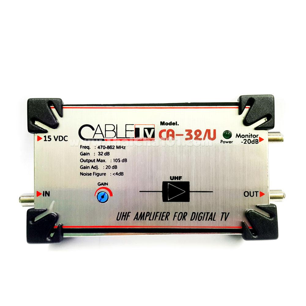 CA 32/U Digital Booster ยี่ห้อ CABLE