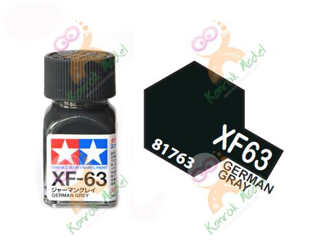 Enamel XF63 German Grey 10ml