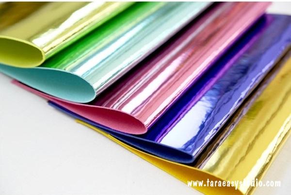ผ้าสักหลาดเกาหลีสีโลหะ size 1.2mm ขนาด 23x29 cm มี 13 สี/ชิ้น (Pre-order)