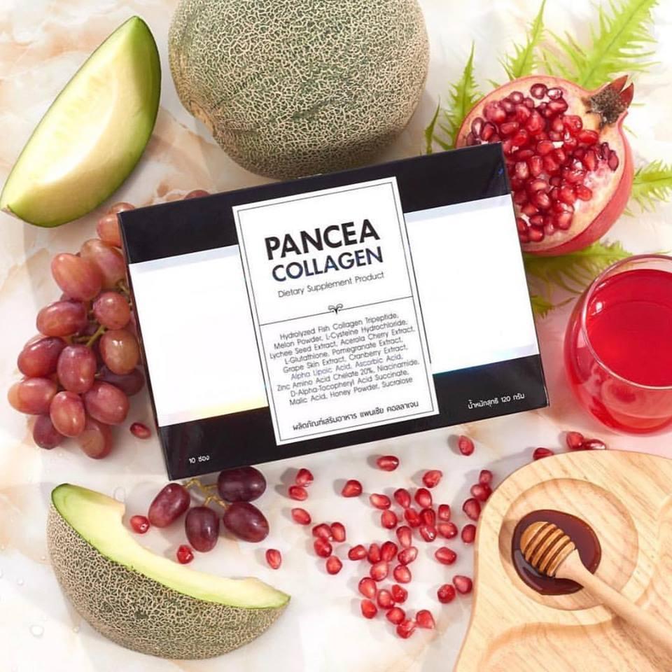 Pancea Collagen แพนเซีย คอลลาเจน