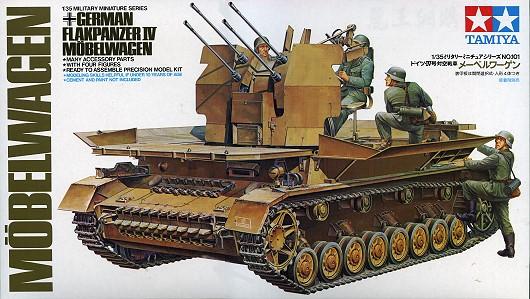 TA35101 German Flkpnzr Mobelwagen Kit CA201 1/35