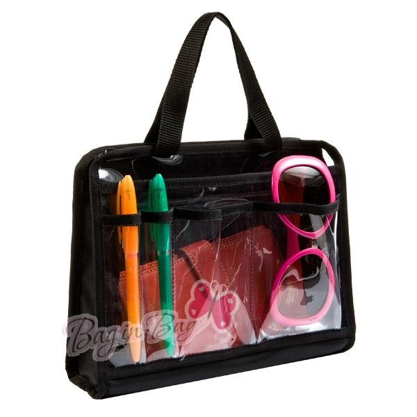 Handbag Organizer Clear