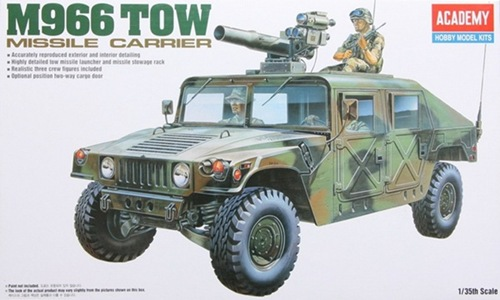 AC13250 M-966 TOW CARRIER (1/35)